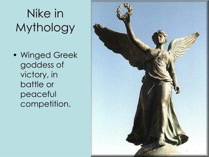 Nike in Mythology