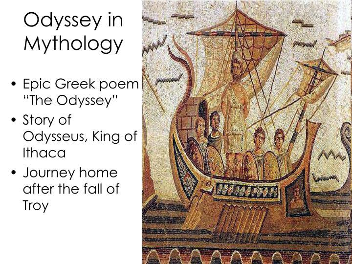 Odyssey in Mythology