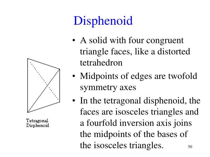 Disphenoid