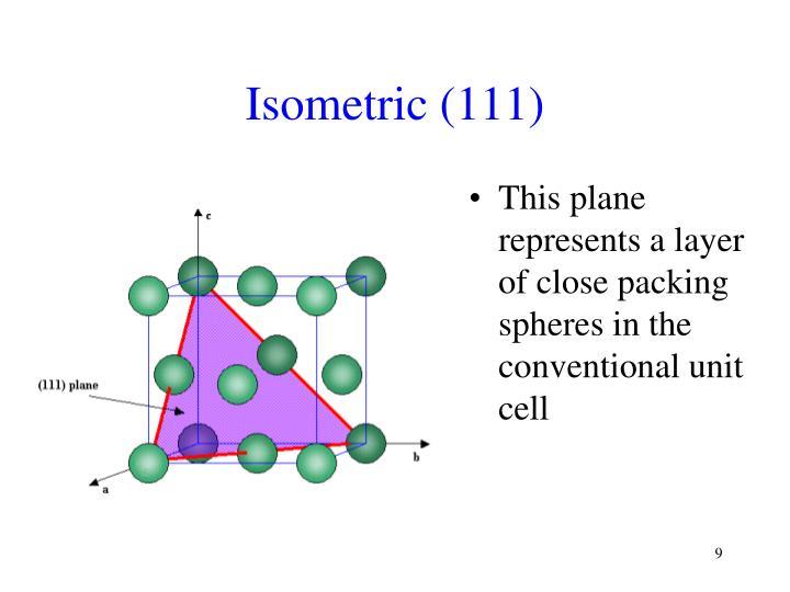 Isometric (111)