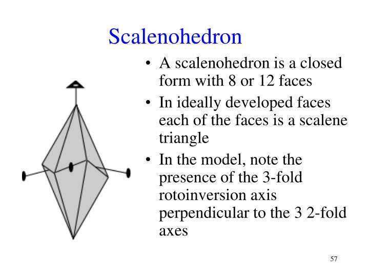 Scalenohedron