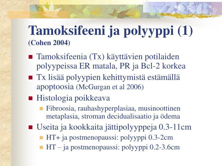 Tamoksifeeni ja polyyppi (1)