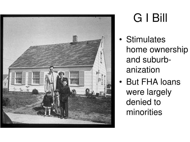 G I Bill