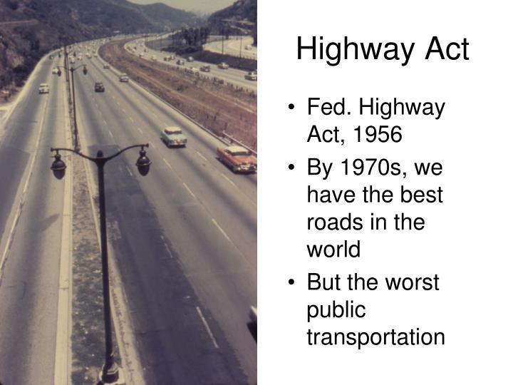 Highway Act