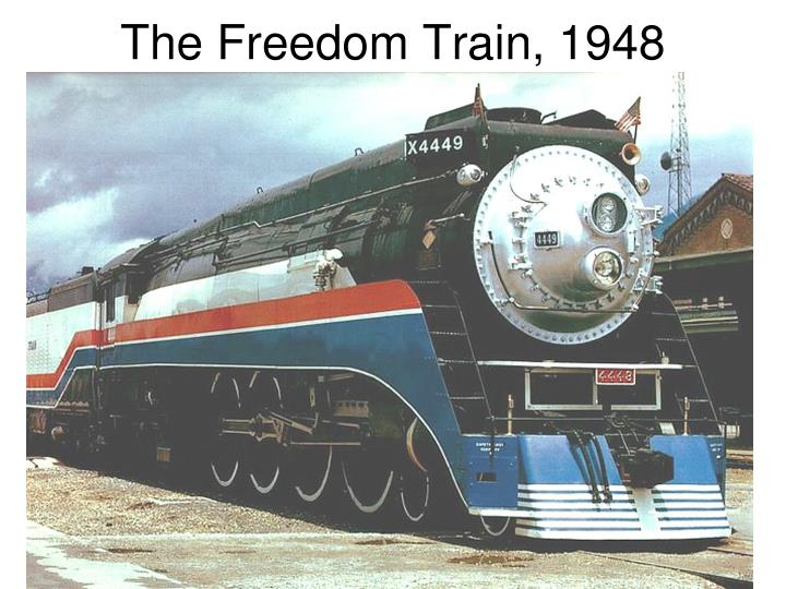 The freedom train 1948