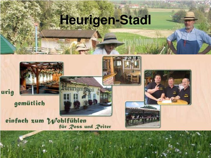 Heurigen-Stadl