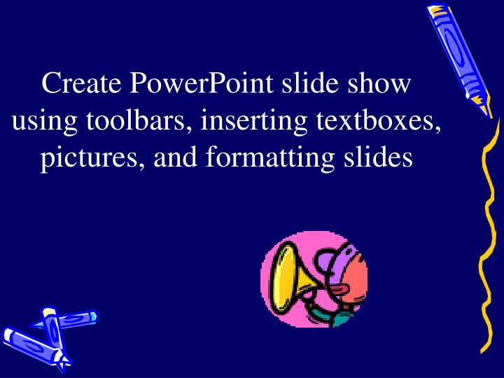 Create PowerPoint