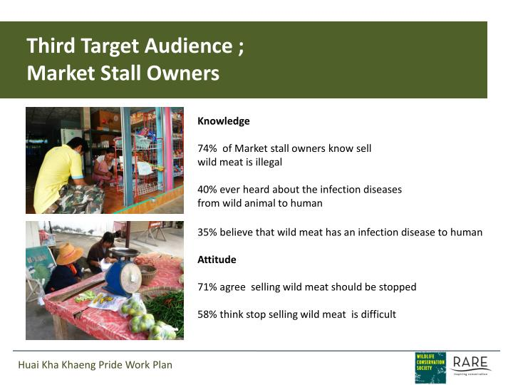 Third Target Audience ;