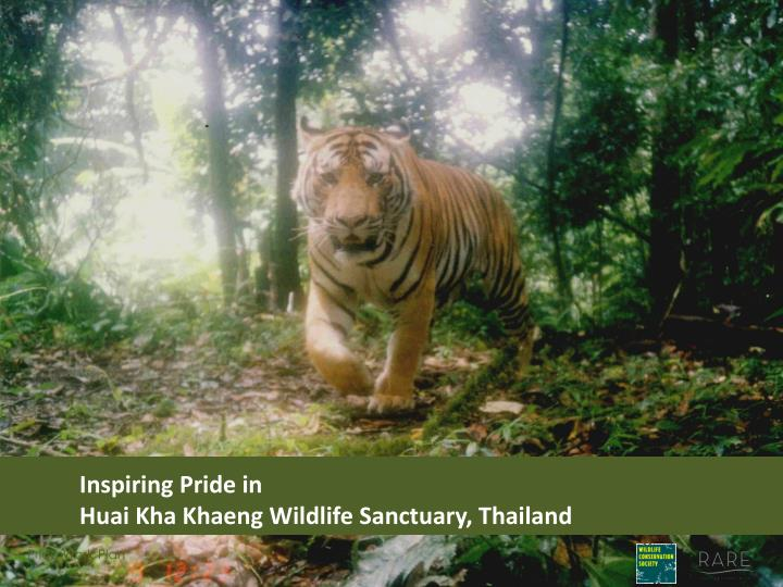 Inspiring Pride in