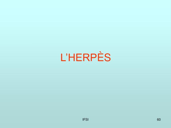 L'HERP