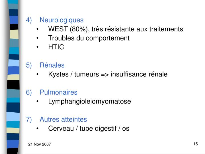 Neurologiques