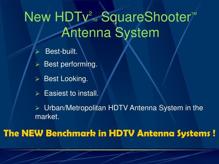 New HDTv