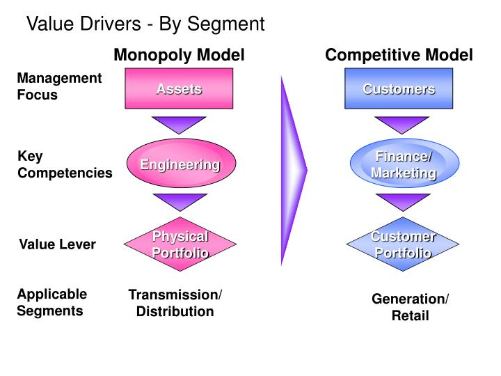 Value Drivers - By Segment