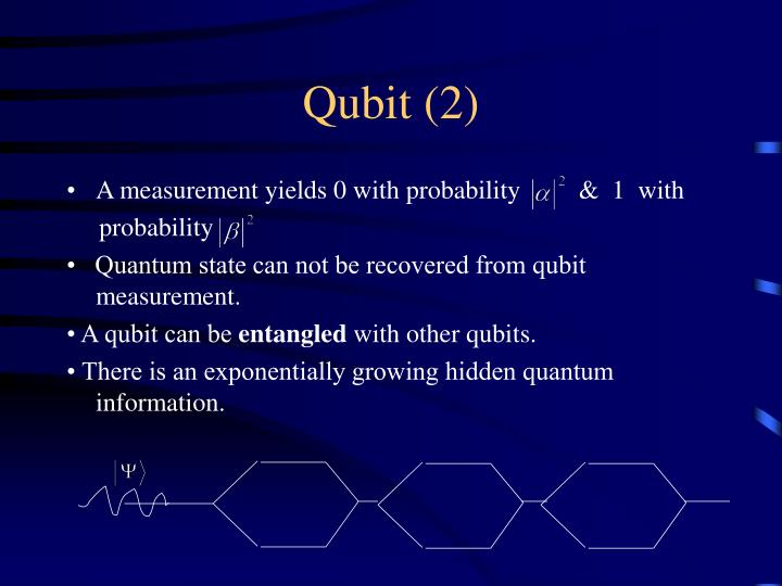 Qubit (2)