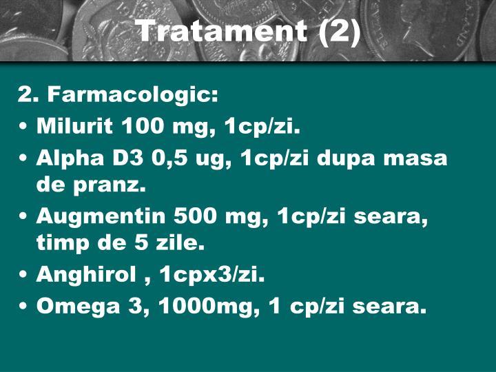 Tratament (2)