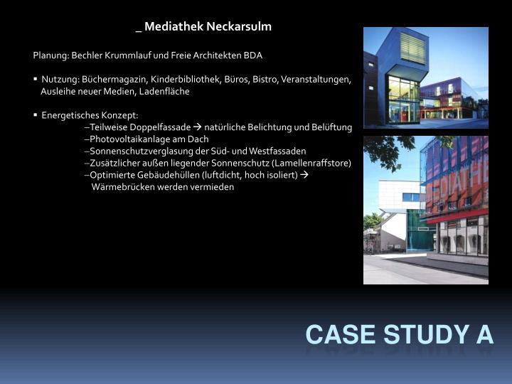 _ Mediathek Neckarsulm