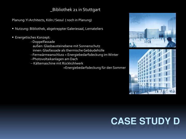 _Bibliothek 21 in Stuttgart
