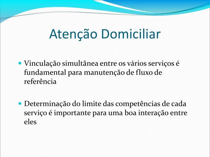 Ateno Domiciliar