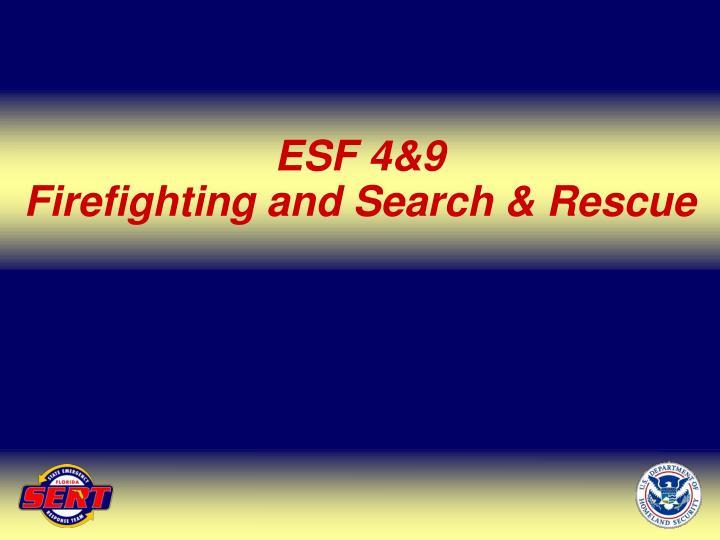 ESF 4&9