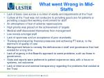 what went wrong in mid staffs