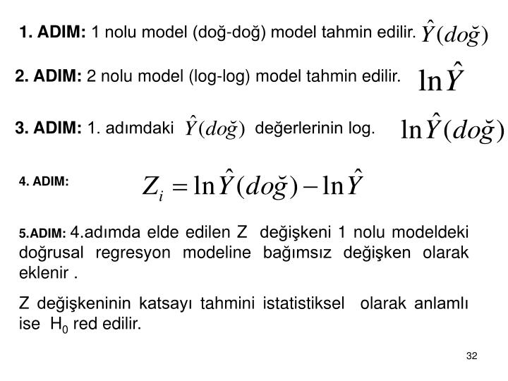 1. ADIM: