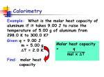 calorimetry9