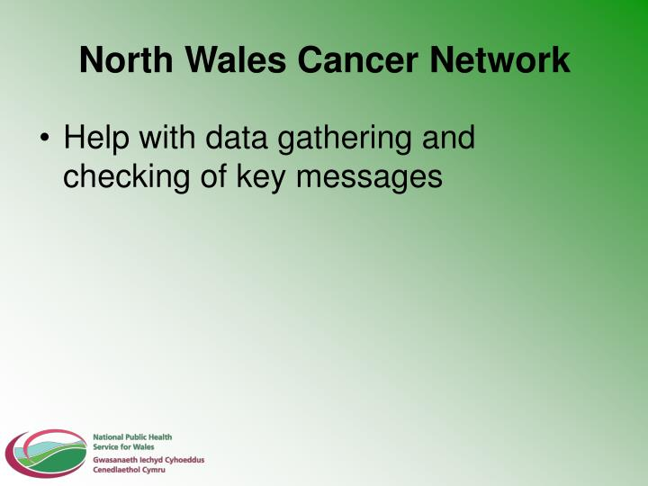 North Wales Cancer Network