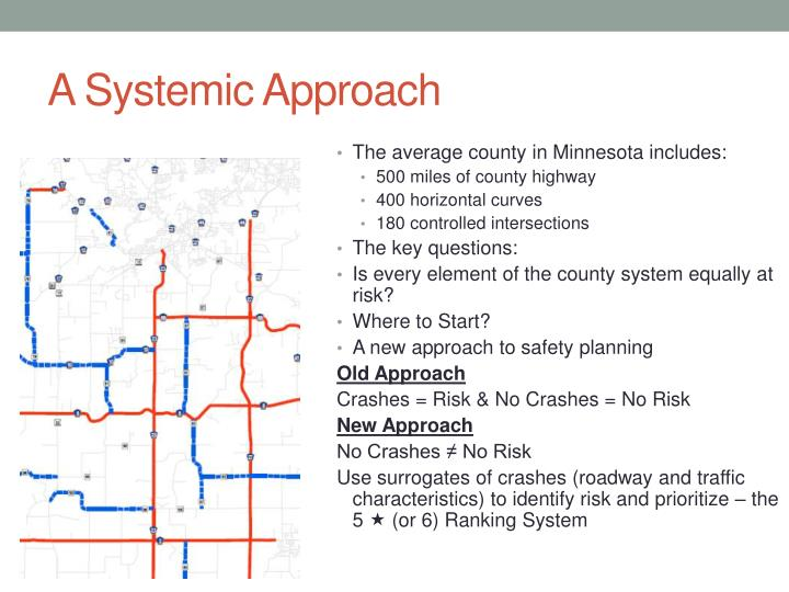 A Systemic Approach