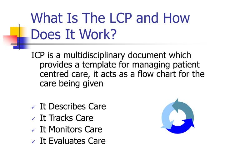 What Is The LCP and How Does It Work?