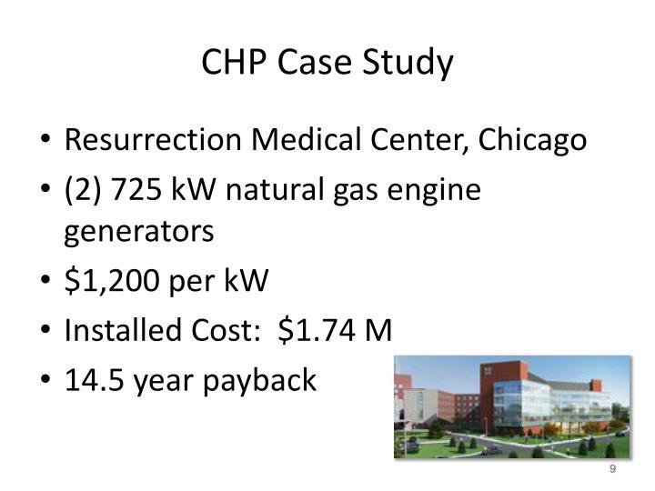 CHP Case Study