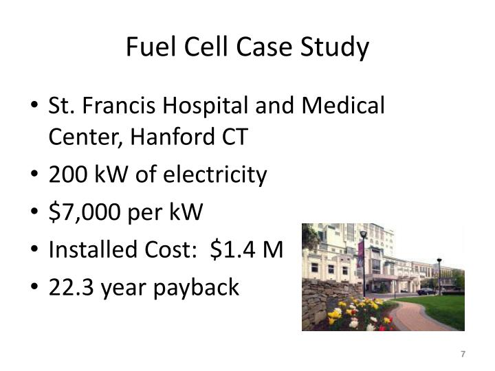 Fuel Cell Case Study