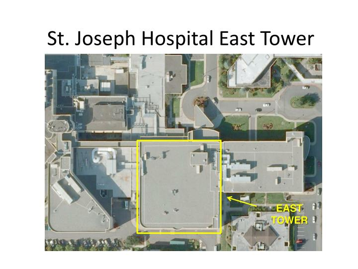 St. Joseph Hospital East Tower