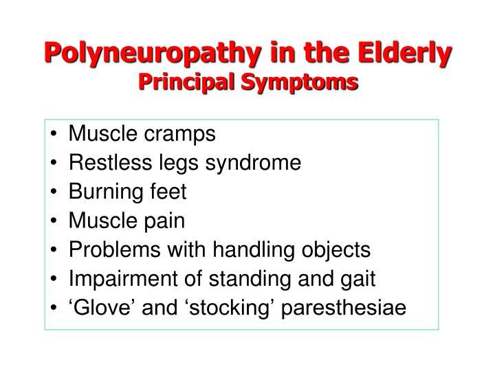 Polyneuropathy