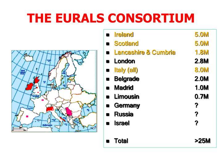 THE EURALS CONSORTIUM