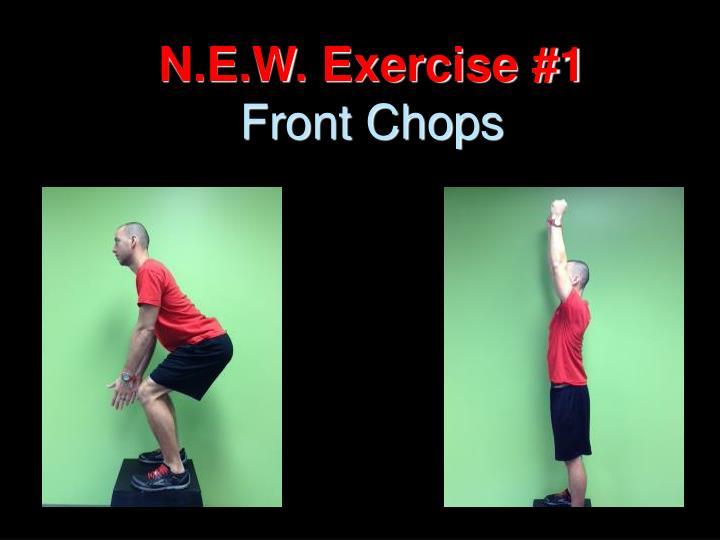 N.E.W. Exercise #1