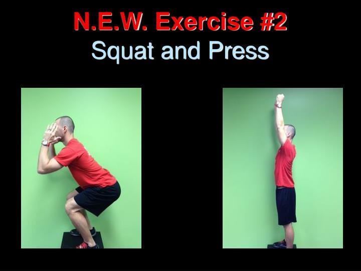 N.E.W. Exercise #2