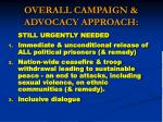 overall campaign advocacy approach2