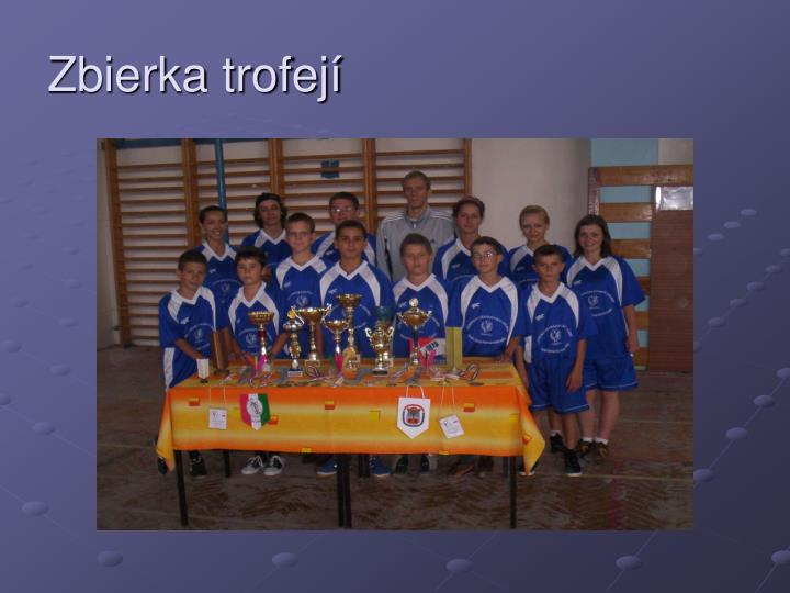 Zbierka trofej