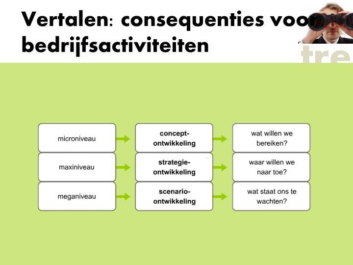 Vertalen: consequenties voor bedrijfsactiviteiten