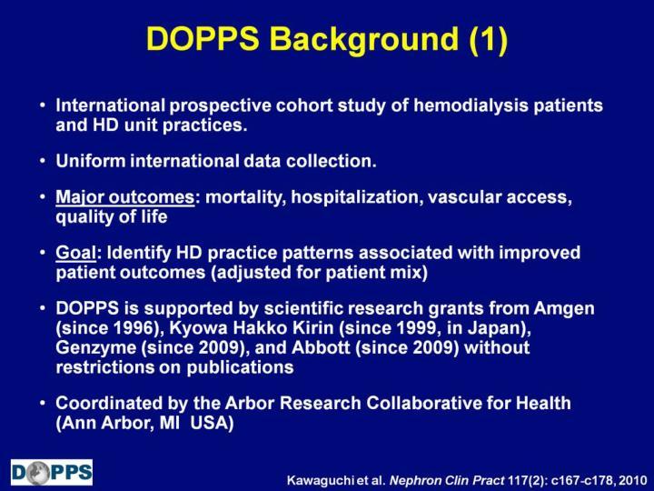 DOPPS Background (1)
