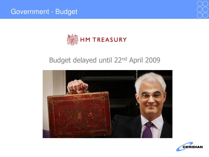 Government - Budget
