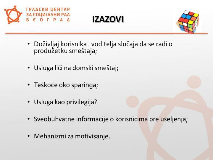 IZAZOVI