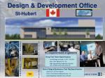 design development office