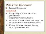 data from documents26