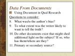 data from documents34