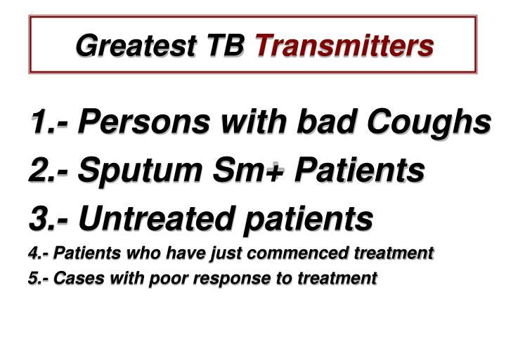 Greatest TB