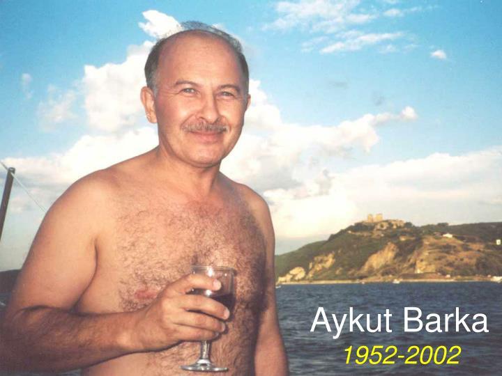 Aykut Barka
