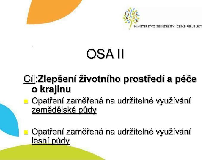 OSA II