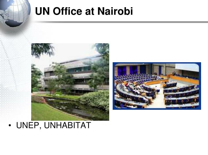 UN Office at Nairobi