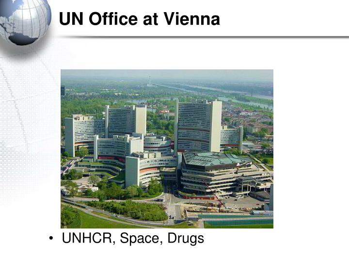 UN Office at Vienna